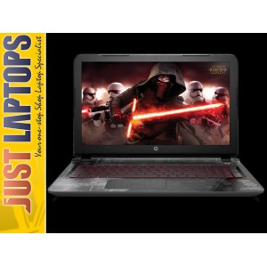 HP STARWARS SPECIAL Edition I7 8GB 2TB GT940M