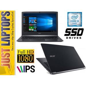 Acer Aspire S13 S5-371 Premium Ultrabook I5-7200U 8GB 256GB SSD FHD IPS Display