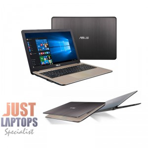 ASUS F541NA-DM103T 15.6 FHD 1920x1080 Quad Core Pentium N4200 Upto 2.5Ghz 4G SSD