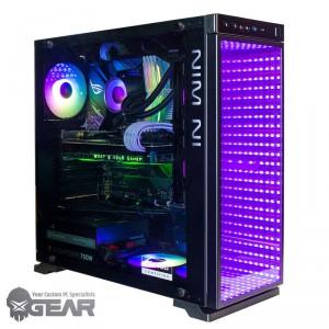 GAMING PC INFINITY 805 I7-9700K 16GB RGB DDR4-4000MHz RTX2080 11GB GDDR6
