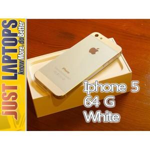 iphone 5 64g iphone5 64G White 1 year warranty