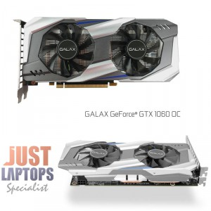 GALAX NVIDIA Geforce GTX1060 3GB GDDR5 OC Dual Fan