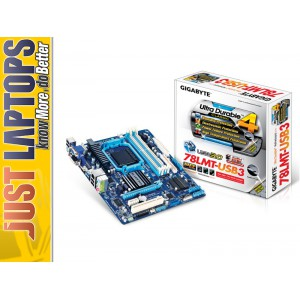 Gigabyte AMD A3+  GA-78LMT-USB3 4XDDR3 VGA/DVI/HDM
