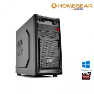 Home Budget PCAMD A6 9500 3.8GHZ 2 Core 8GB RAM  120GB SSD + 500G win10 Home