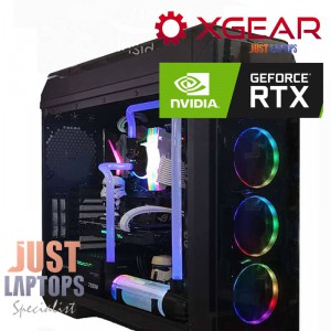 GAMING PC I7-8700K OC HARD TUBE LIQUID COOLING 16GB 512SSD+2TB RTX 2080