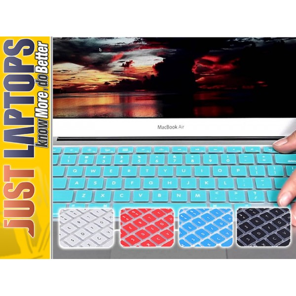 Silicone Keyboard Protector for Mac Book