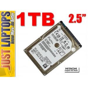 "Hitachi Travelstar 1TB 2.5"" 9.5mm Internal Hard For Laptops"