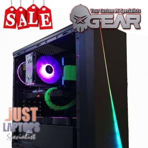 GAMING PC I5-8400 6-CORE/6-THREAD UPTO 4.0GHZ 16GB 480GB SSD GTX1070 8GB WIFI