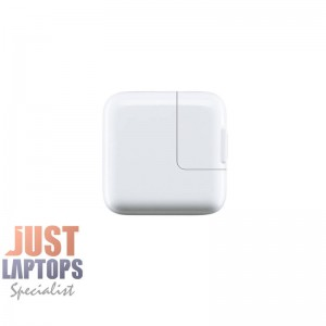 Apple Original 12W USB Power Adapter for All iPad /iPhone /iPod (No Cable)