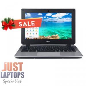"Acer C730e Chromebook 11.6"" N2830 2.16GHz 2GB 16GB HDMI ChromeOS"