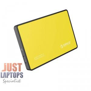 "Orico USB3.0 2.5"" External Hard Drive Tool Free 2.5 inch Enclosure"