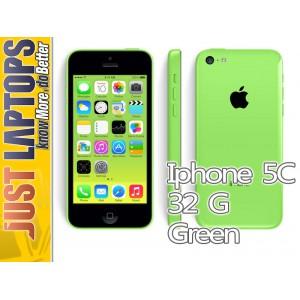 iphone 5c 32G iphone 5c 32g Green 1 yr warranty