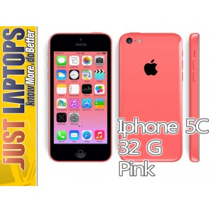 iphone 5c 32G iphone 5c 32g Pink 1 yr warranty