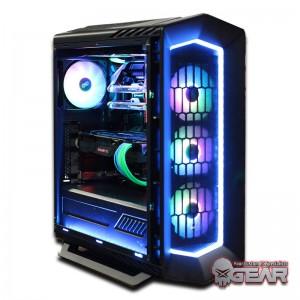 GAMING PC I7-9700K OC HARD TUBE LIQUID COOLING 16GB 512SSD+2TB RTX 2080