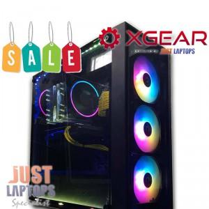 GAMING PC I5-8400 6-CORE/6-THREAD UPTO 4.0GHZ 8GB 120GB SSD+1TB GTX1060 6GB WIFI