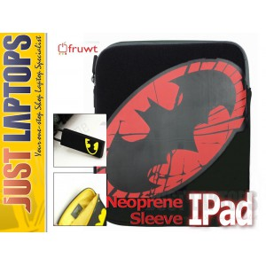 Fruwt - DC COMICS Sleeve Neoprene for IPad