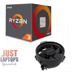AMD Ryzen 3 1300X 4 Core,4 Threads 3.5Ghz (3.7Ghz Turbo) Wraith Stealth Cooler