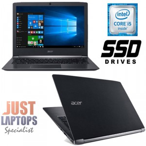 Acer Aspire S13 S5-371 Premium Ultrabook I5-6200U 8GB 256GB SSD FHD IPS Display