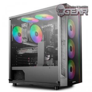 GAMING PC Matrexx 55 AMD Ryzen 3 2200G 16GB DDR4 GTX1060 3GB GDDR5