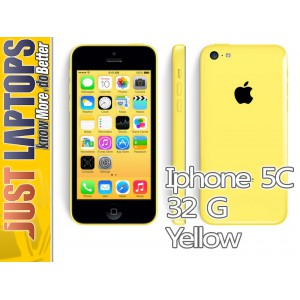 iphone 5c 32G iphone 5c 32g Yellow 1 yr warranty