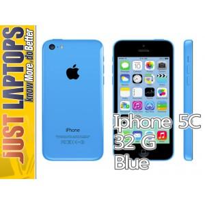 iphone 5c 32G iphone 5c 32g Blue 1 yr warranty