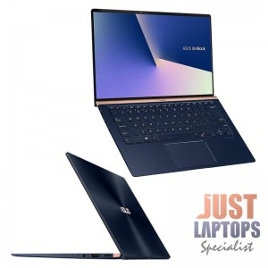 "ASUS ZENBOOK UX433FN-A5104R 14"" FHD i7-8565U CPU 16GB 512GB SSD MX150"