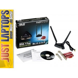 Asus Dual-band Wireless AC1300 PCI-E Adapter