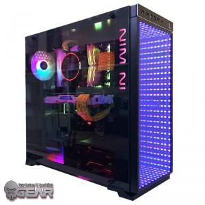 GAMING PC INFINITY 805 AMD Ryzen 7 2700 16GB RGB DDR4 RTX2080 11GB GDDR6