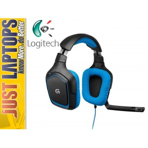 Logitech G430 7.1 Surround Sound USB Gaming Headset Comfortable