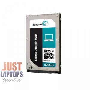 """Seagate Momentus 500GB 2.5"""" 7mm Thin Internal HDD For Notebooks"""