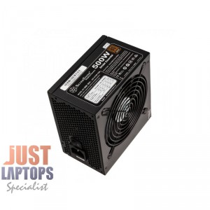 500W Silverstone Strider Essential ATX 85/88/85 MEPS Ready Power Supply For PC