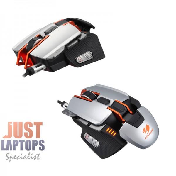 f67e2a04462 ... Cougar 700M Premium Laser Gaming Mouse 8200dpi - Silver. prev