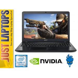 ACER 15.6 FHD 7th Gen KABYLAKE I7-7500U 16G DDR4 275GB SSD+1TB GT940MX 4GB GDDR5