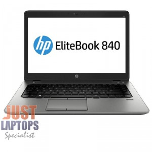 HP Elitebook 840 G2 I7-5600U 8GB Ram 512SSD Win10Pro