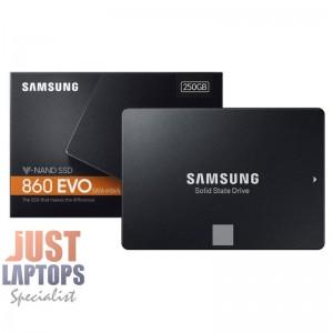 Samsung 860 EVO MZ-76E250BW 250GB , Samsung V-NAND, R/W(Max) 550MB/s/520MB/s