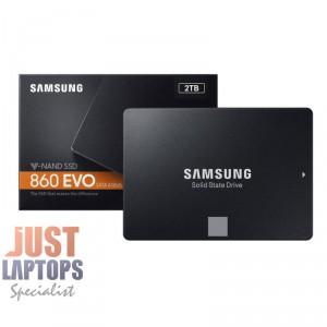 Samsung 860 EVO MZ-76E2T0BW 2TB , Samsung V-NAND, R/W(Max) 550MB/s/520MB/s