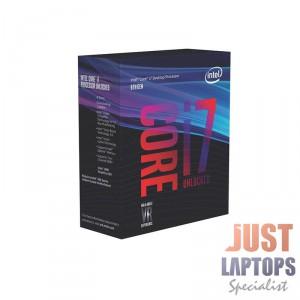 INTEL CORE I7 8700K 6 Cores 12 Threads 3.70 GHZ 12M Cache LGA 1151 PROCESSOR- -