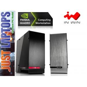 CAD Workstation - I7-7740X 32GB DDR4-3200Mhz 500GB NVMe SSD+4TB HDD Quadro P4000