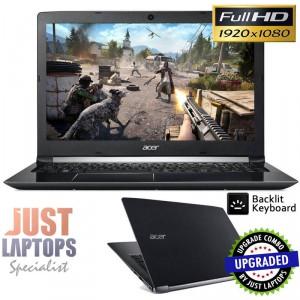 *FHD* Acer Gaming Laptop Aspire 5 A515 i5-8250U 8GB 480GB MX150 2GB FHD1920x1080