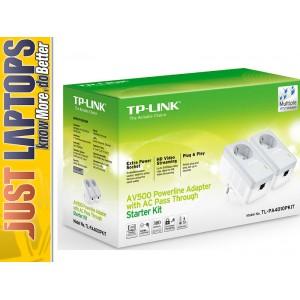 TP-Link TL-PA4010PKIT AV500 Pass Through Powerline