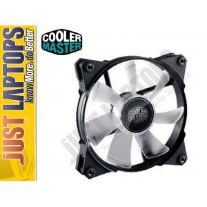 Cooler Master JetFlo 120 White LED Fan Ultra-thin