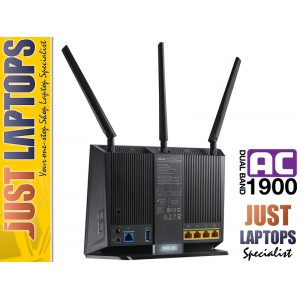 ASUS DSL-AC68U ADSL/VDSL(2) Modem Router AC1900