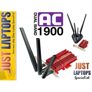 ASUS PCE-AC68 AC1900 Top-End PCIE Wireless Adapter