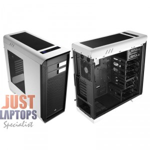 AEROCOOL AERO-1000 - WHITE MID TOWER CASE WINDOWED