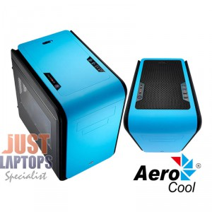 Aerocool DS Cube Mini Gaming Chassis - OCEAN BLUE