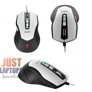 AEROCOOL Gaming Mouse Gladiator 4000DPI Laser