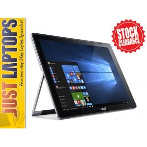 Acer Switch Alpha 12 QHD IPS 2160 x 1440 I5-6200U 4GB Ram 128GB SSD USB Type-C