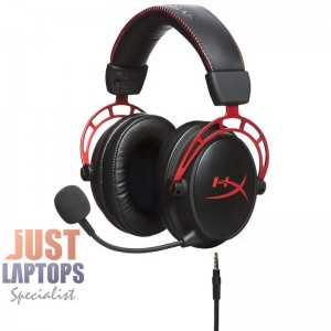 Kingston HyperX Cloud Alpha - Gaming Headset (Red)