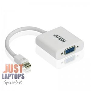ATEN Mini DisplayPort to VGA Adapter For Apple