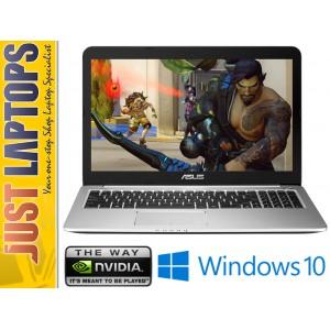 ASUS K501 UltraSlim i7-6500U 16GB DDR4 Ram 256GB SSD+1T GTX960M Backlit Keyboard